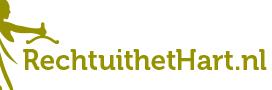 Recht Uit Het Hart Logo